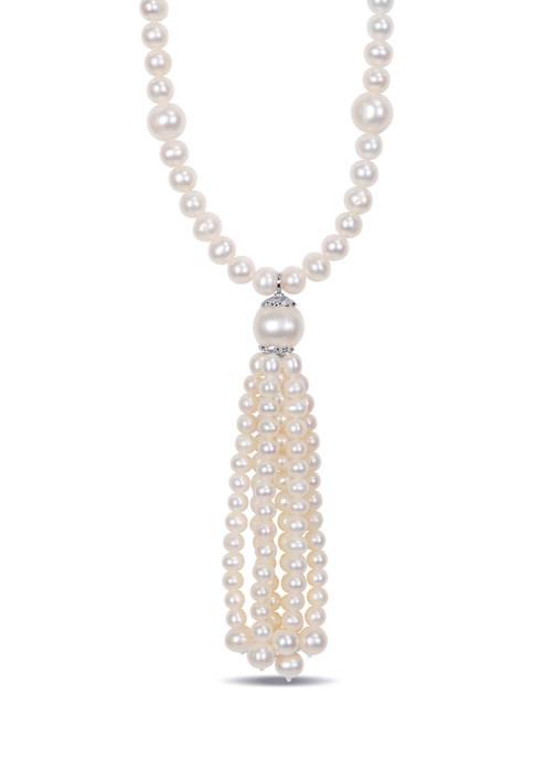 Belk & Co. 4-11 Millimeter Cultured Freshwater Pearl