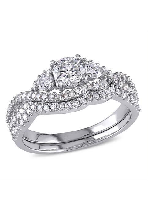Belk & Co. 1.12 ct. t.w. Diamond 3-Stone