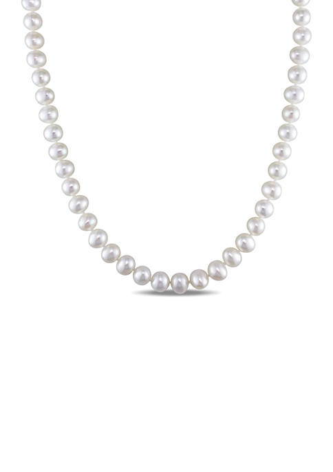 Belk & Co. 6.5-7 MM Freshwater Cultured Pearl
