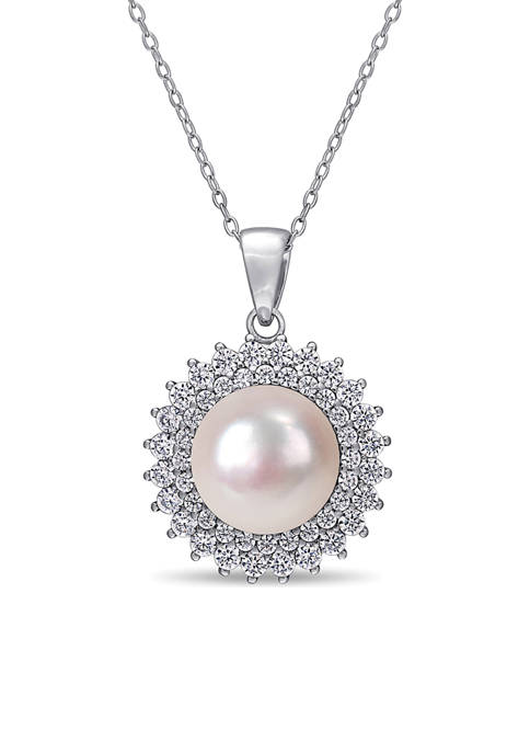 Belk & Co. 10.5-11 MM Cultured Freshwater Pearl
