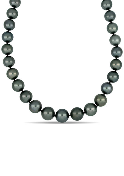 Belk & Co. 11-13MM Tahitian Pearl Strand with