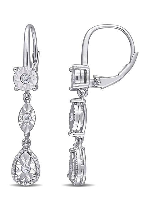 Belk & Co. 1/4 ct. t.w. Diamond Multi-Shape
