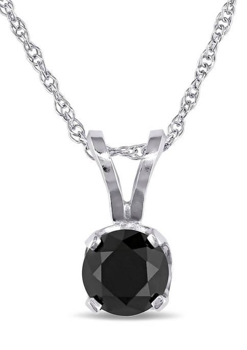 Belk & Co. 1/2 ct. t.w. Black Diamond