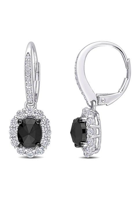 Belk & Co. 1.5 ct. t.w Black Diamond