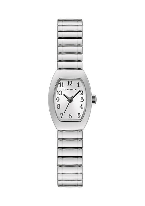 Caravelle New York Womens Traditional Expansion Watch