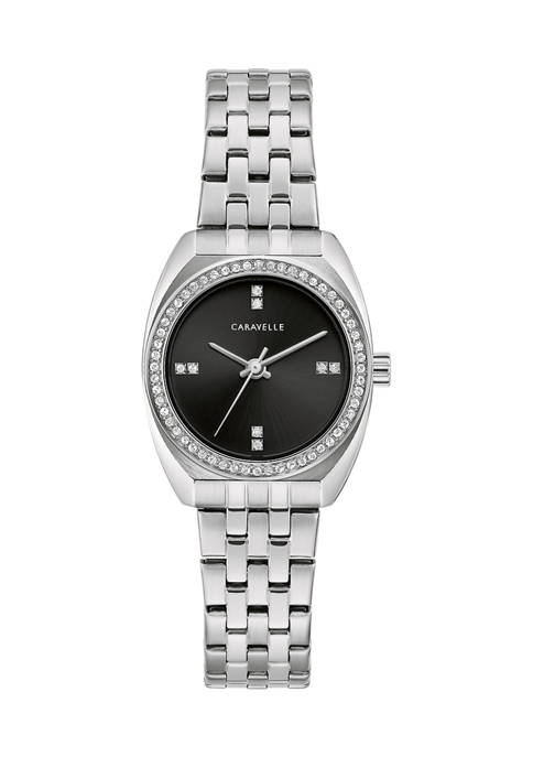 Caravelle New York Womens Sport Bracelet Watch
