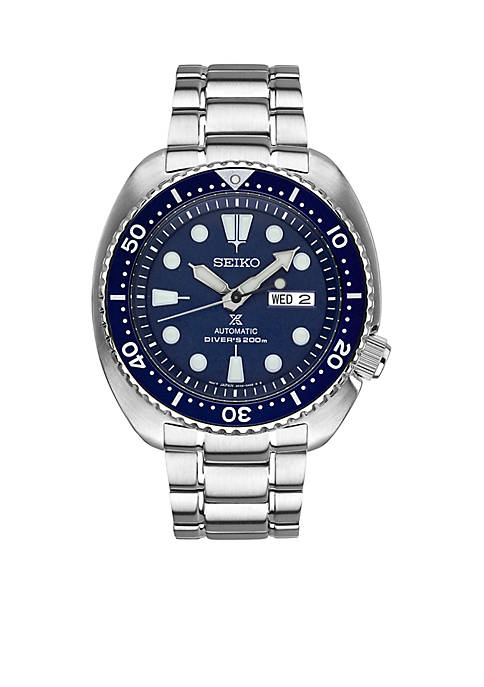 Seiko Mens Stainless Steel Divers Prospex Watch