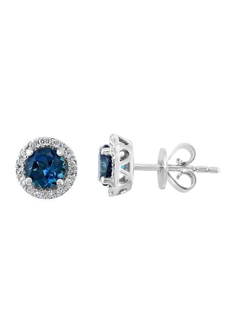 Effy® 1/8 ct. t.w. Diamond and 1.2 ct.