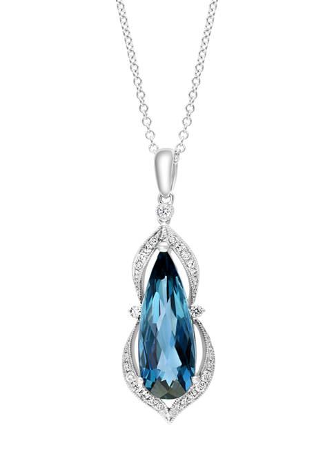 Effy® 1/5 ct. t.w. Diamond and 4.55 ct.