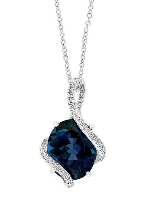 Effy® 1/6 ct. t.w. Diamond and 5.7 ct.