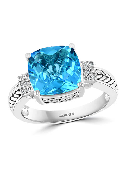 Effy® 1/10 ct. t.w. Diamond and 4.99 ct.