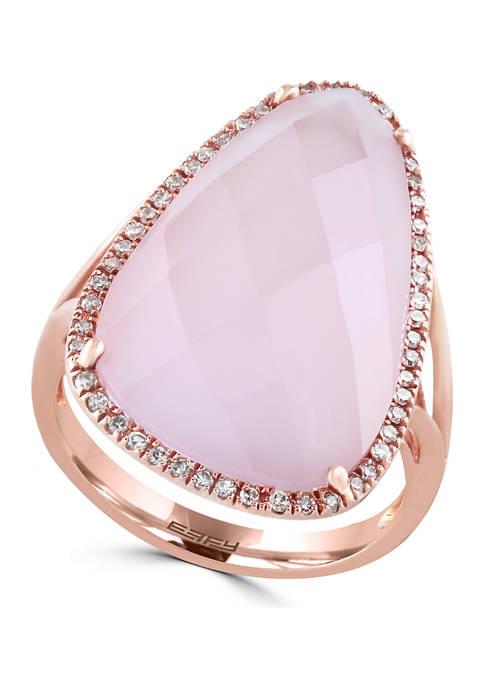 Effy® 1/10 ct. t.w. Diamond and 10.36 ct.
