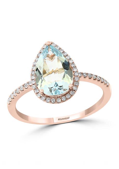 Effy® 1/8 ct. t.w. Diamonds and 1.4 ct.