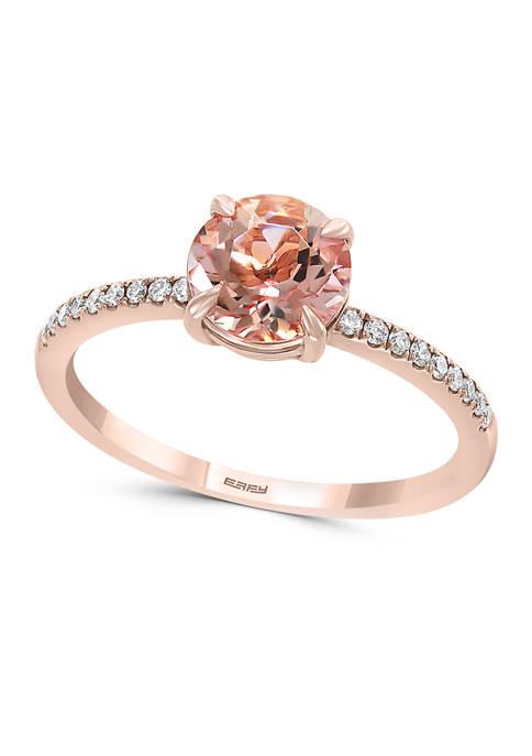 Effy® 1/10 ct. t.w. Diamond and 1.15 ct.