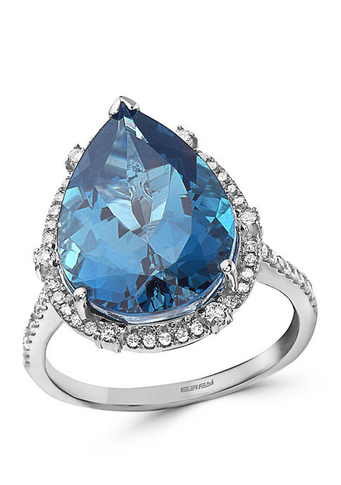 Effy® 1/3 ct. t.w. Diamond and 9.1 ct.