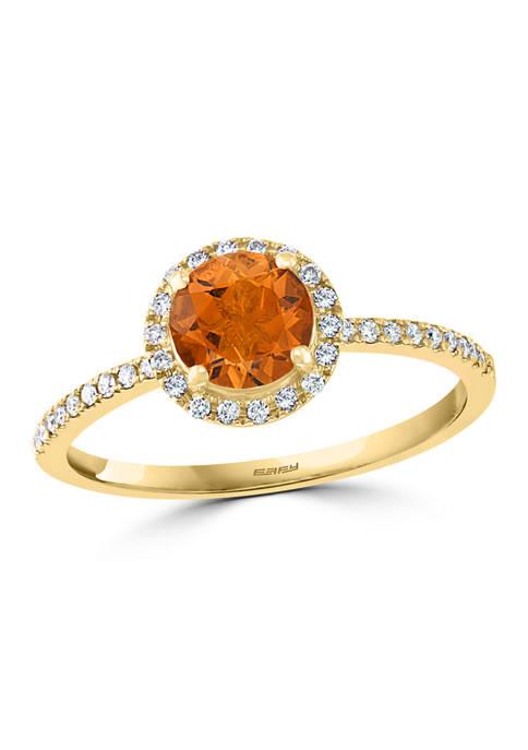 Effy® 1/6 ct. t.w. Diamond and 3/4 ct.