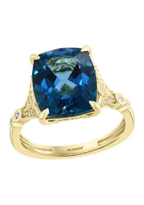 Effy® 1/10 ct. t.w Diamond and 6.65 ct.