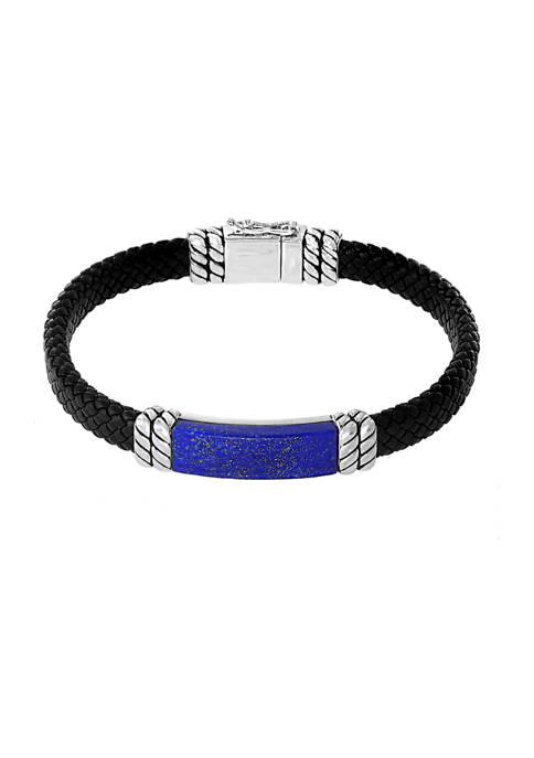 Effy® Mens 12 ct. t.w. Lapis Lazuli Bracelet