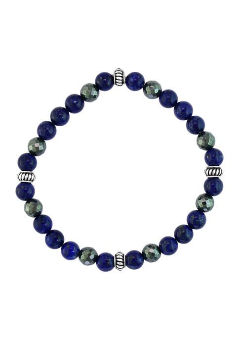 Effy® 60 ct. t.w. Lapis Lazuli and Hematite