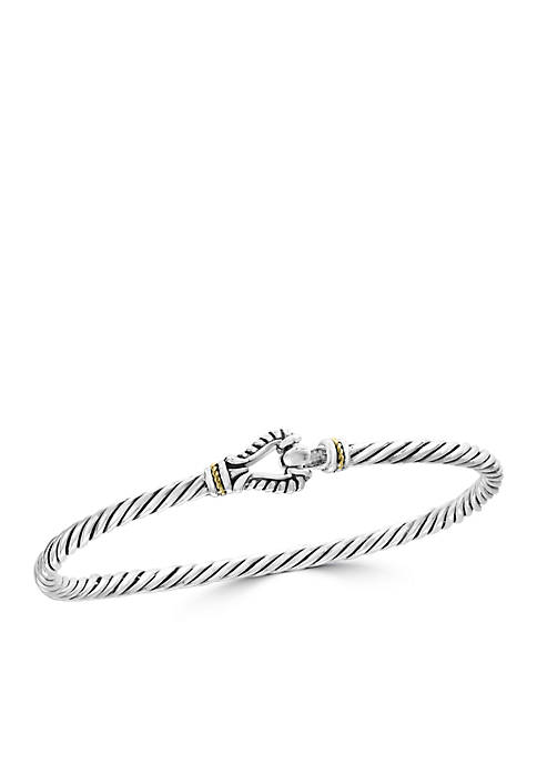 Effy® 18K Yellow-Gold Bangle
