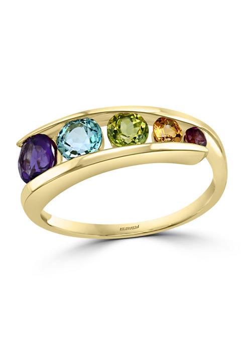 Effy® 1/5 ct. t.w. Multi Stone Band Bracelet