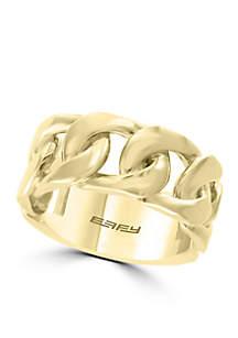 Effy® Men's Gold-Plated Ring