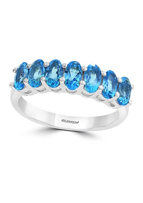 Effy® 1.95 ct. t.w. Ocean Blue Topaz Ring