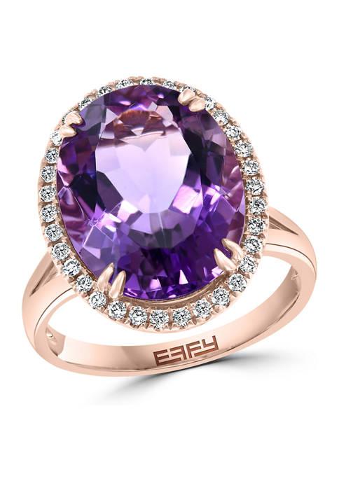 Effy® 1/4 ct. t.w. Diamond and 8.25 ct.