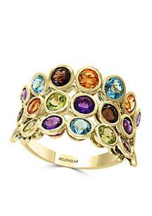 Effy® 14K Yellow Gold Multi Ring