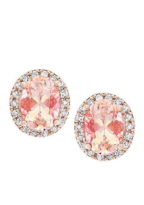 Effy® Morganite Earrings