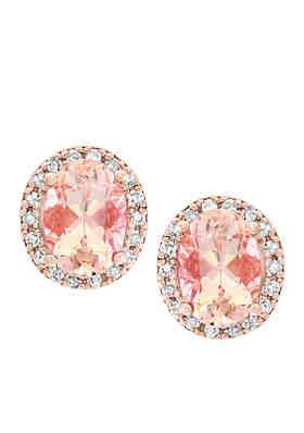 Effy Morganite Earrings