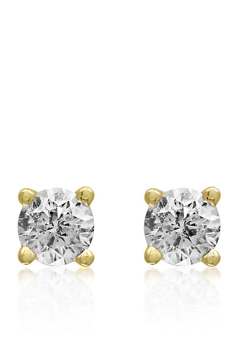 Effy® 1/6 ct. t.w. Classic Diamond Stud Earrings