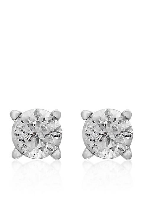 Effy® 1/4 ct. t.w. Classic Diamond Studs in