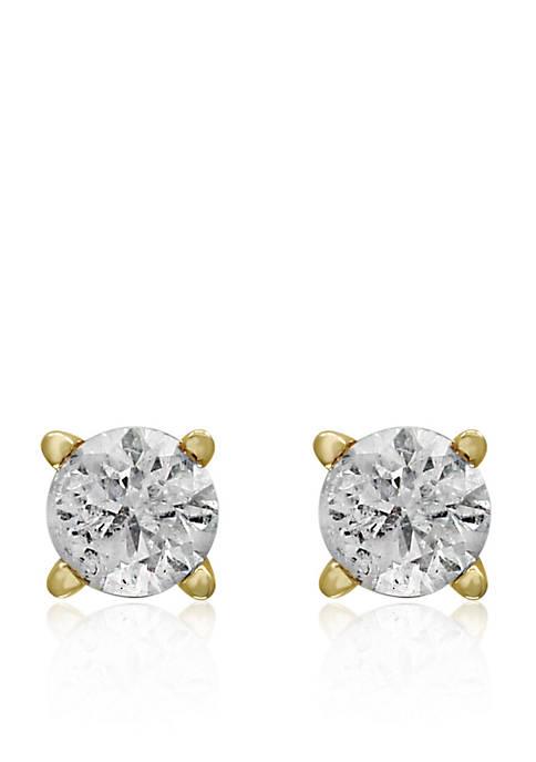 Effy® 1/4 ct. t.w. Classic Diamond Stud Earrings