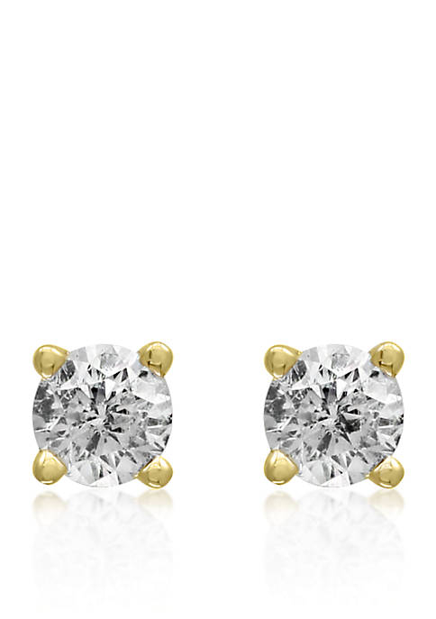 Effy® 1/2 ct. t.w. Classic Diamond Stud Earrings