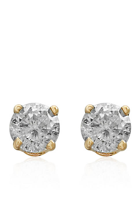 Effy® 3/4 ct. t.w. Classic Diamond Stud Earrings