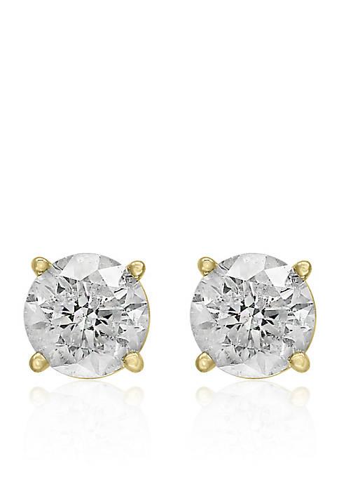 Effy® 1.5 ct. t.w. Classic Diamond Stud Earrings