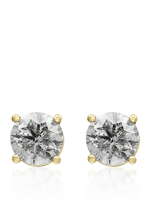 Effy® 2.00 ct. t.w. Classic Diamond Studs in