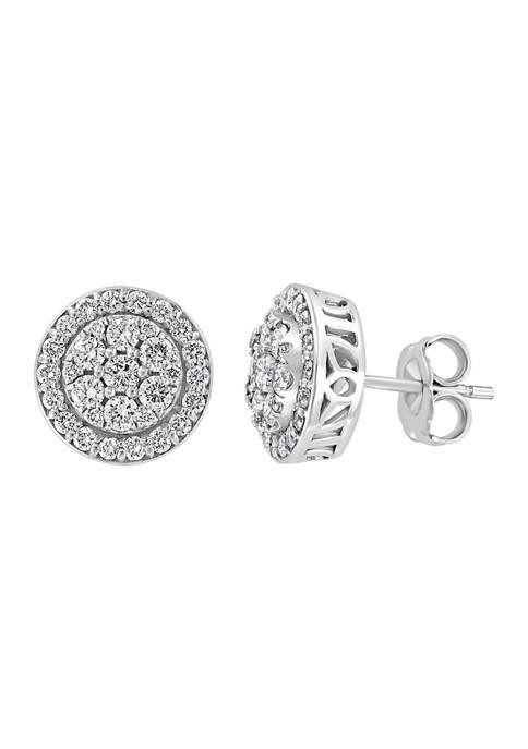 Effy® 1 ct. t.w. Diamond Earrings in 14K