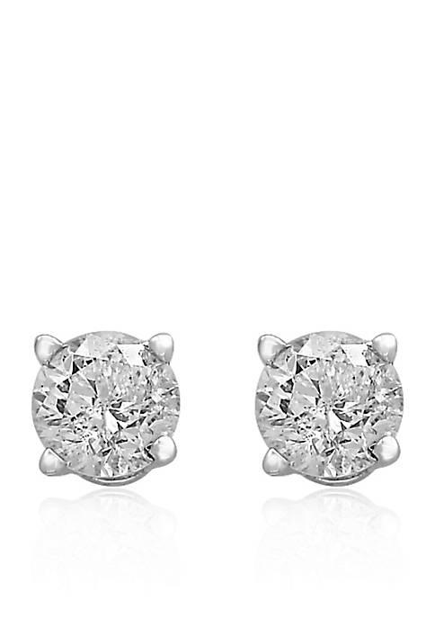 Effy® 1/2 ct. t.w. Premier Diamond Stud Earrings