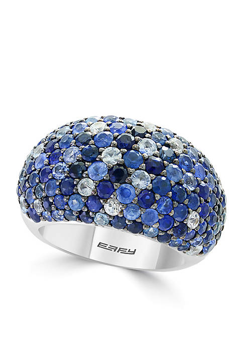 Effy® 925 Sterling Silver Sapphire Ring