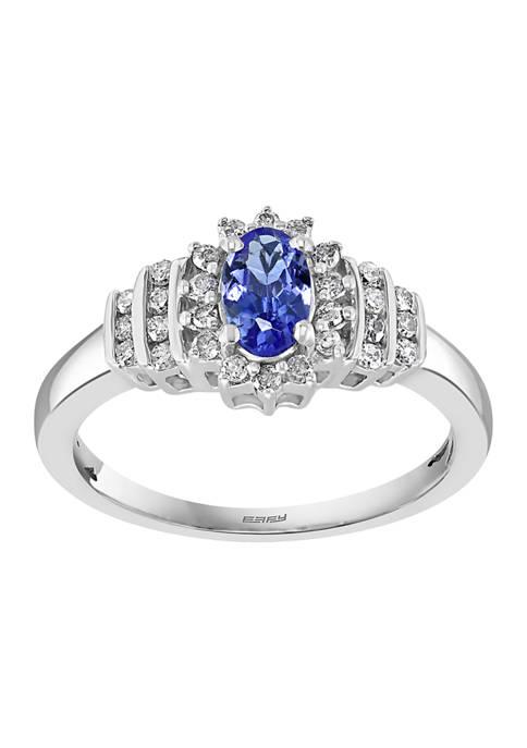 Effy® 1/4 ct. t.w. Diamond, 3/8 ct. t.w.