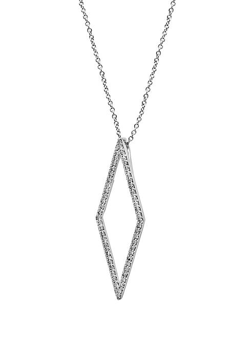 Effy® 1/2 ct. t.w. Diamond Pendant Necklace in