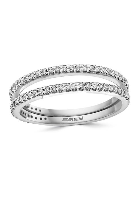 Effy® 1.3 ct. t.w. Diamond Ring Set in
