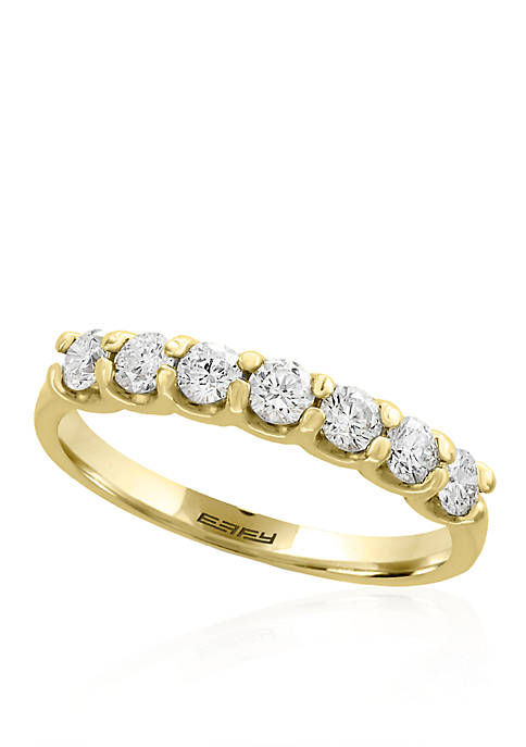 Effy® 0.55 ct. t.w. Diamond Band Ring in