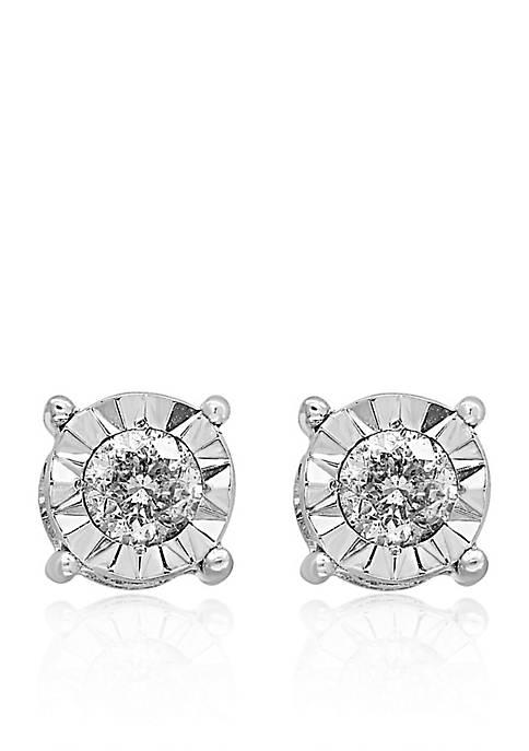 Effy® 0.50 c.t. t.w. Diamond Stud Earrings in