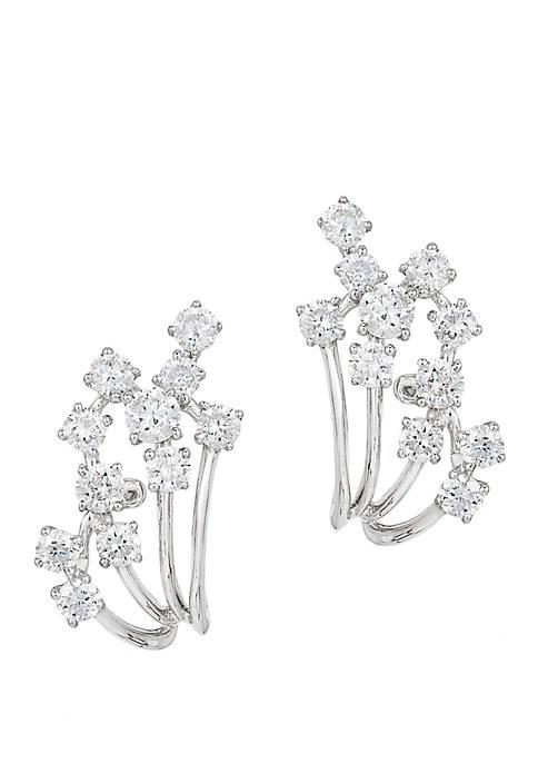 Effy® Diamond Earrings in 14k White Gold