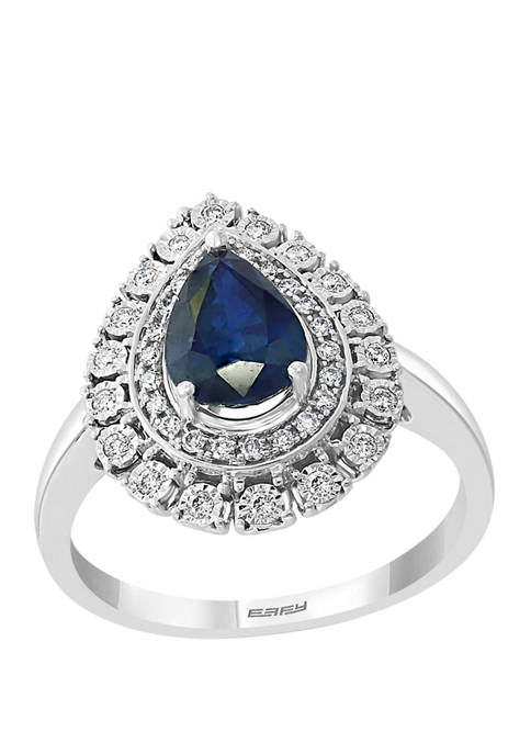 Effy® 1/5 ct. t.w. Diamond and 1.33 ct.