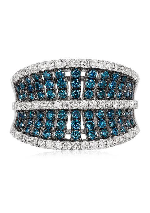 Effy® 1.32 ct. t.w. Diamond Ring in 14K