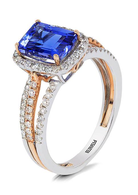 Effy® 1/2 ct. t.w. Diamond and 1.33 ct.